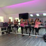 Barre class - Lifestyle Studio Goffs Oak Fitness Gym